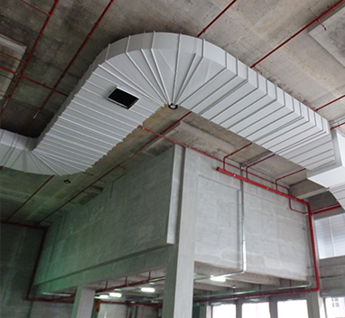 Winduct malaysia leader in quality fire rated duct for Fire rated insulation